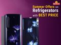 Direct Cool Refrigerator | Single Door Fridge Online | Direct Cool Single Door Refrigerator