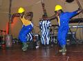 South Africa Gumboot Dance